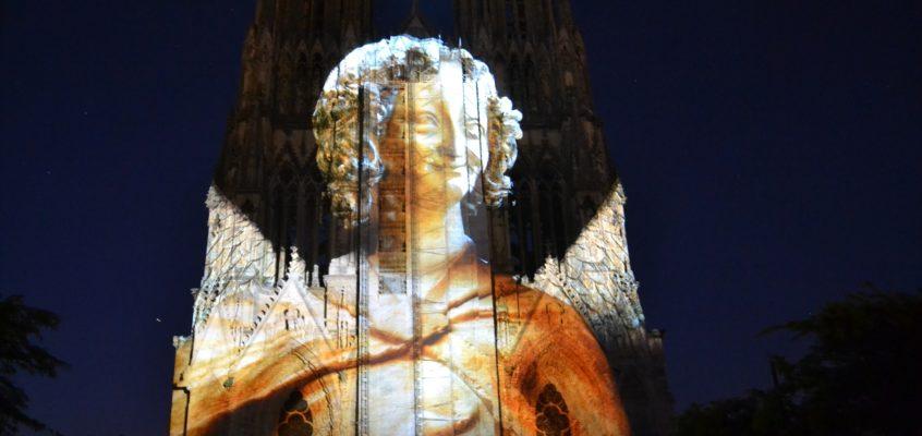 """France avec Passion """" Noc świateł"""""""