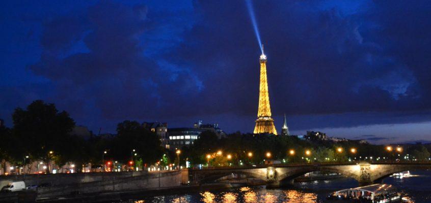 """France avec Passion. """"Przed północą w Paryżu"""""""
