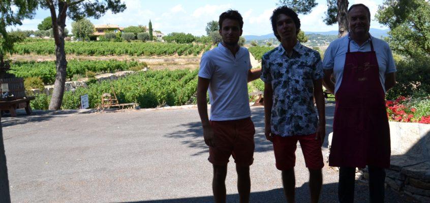"France avec Passion ""Ziemia i owoc"" – Domaines Bunan"