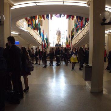 Leiden. Młodzieżowe obrady ONZ- LEMUN