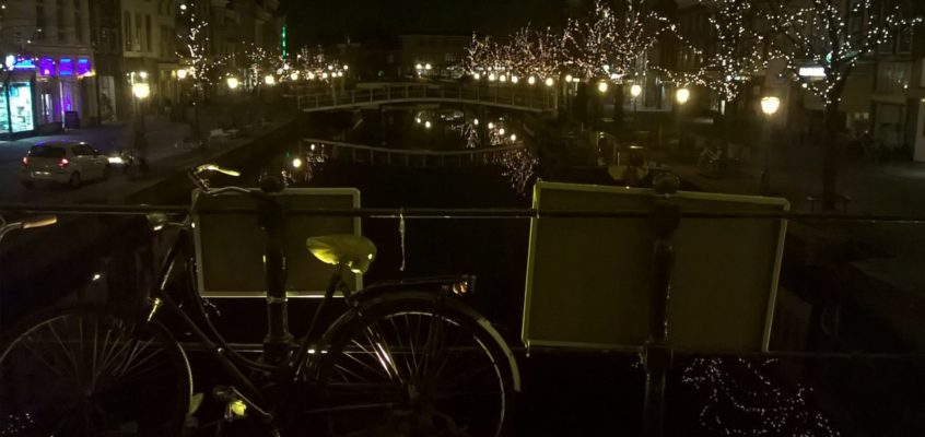 Noc w Leiden