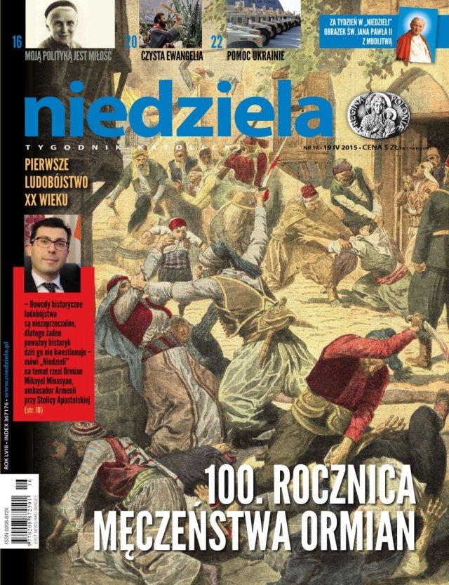 Niedziela nr 16/2015