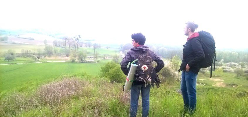 Camino Polaco. Odcinek 2: Radomno-Kurzętnik ( 17 km)