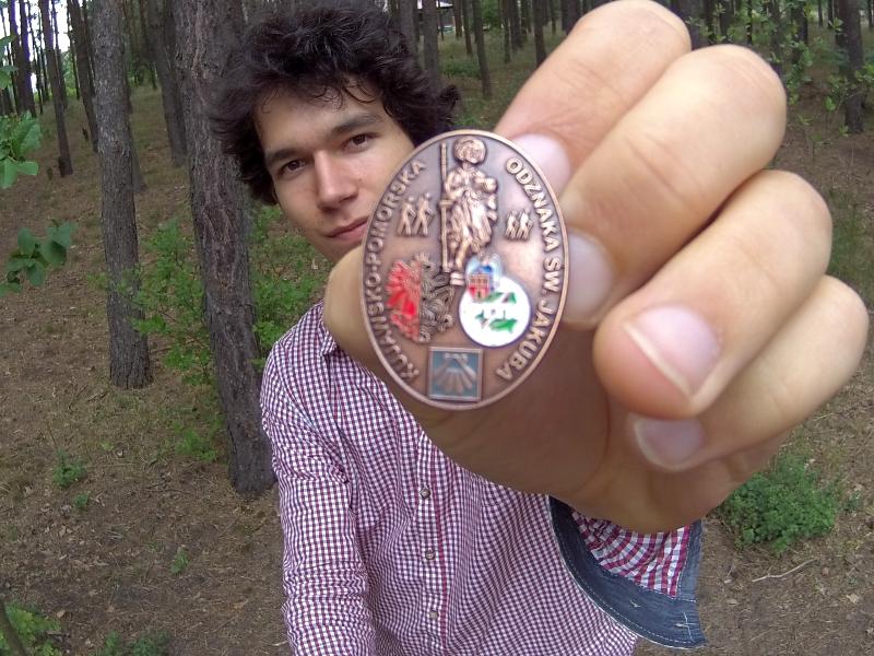 Kujawsko-Pomorska Odznaka św. Jakuba