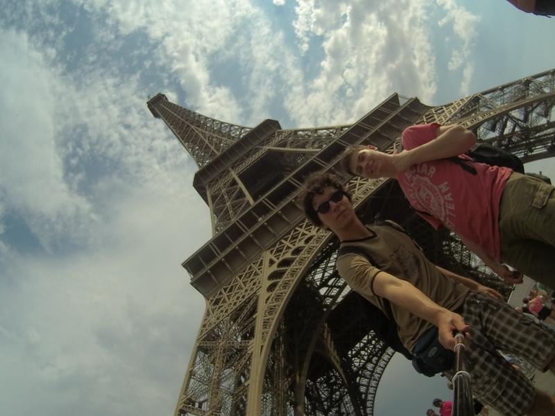 Projekt Camino. cz. 1 Paryż
