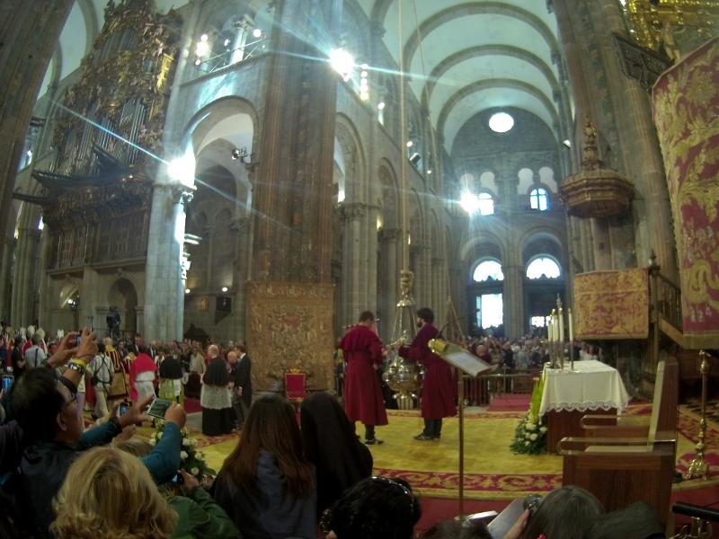 Projekt Camino cz. 8 U św. Jakuba w Santiago de Compostela