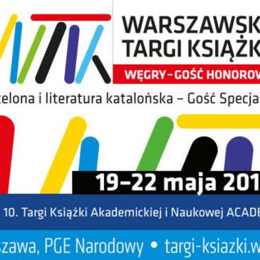 20-22.05.16 Targi Książki w Warszawie