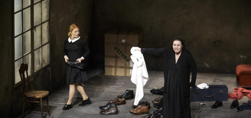 Ci, którzy milczą – Festival d'Avignon