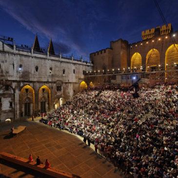 Festival d'Avignon i Kudłacze w Podróży
