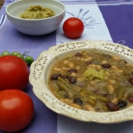 Soupe au pistou – kuchnia prowansalska