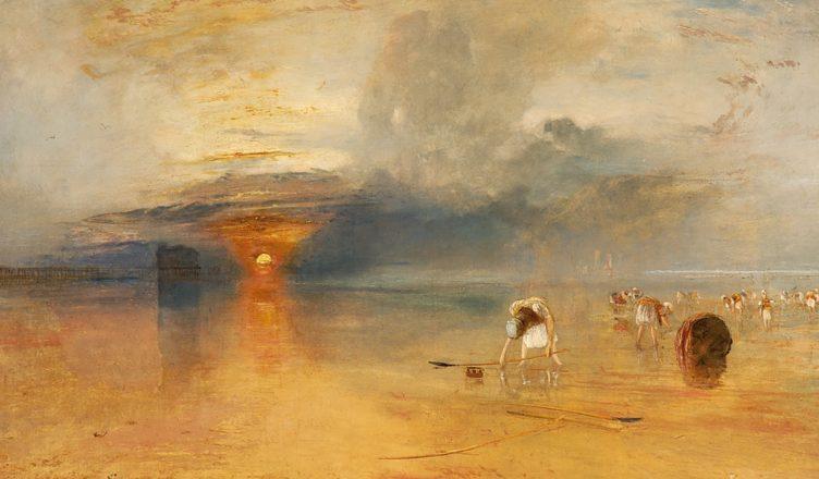 Jakim malarzem stawał się William Turner?