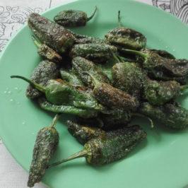 Papryczki z Padrón