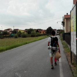 Via Francigena. 10.08.17 Lukka – Altopascio