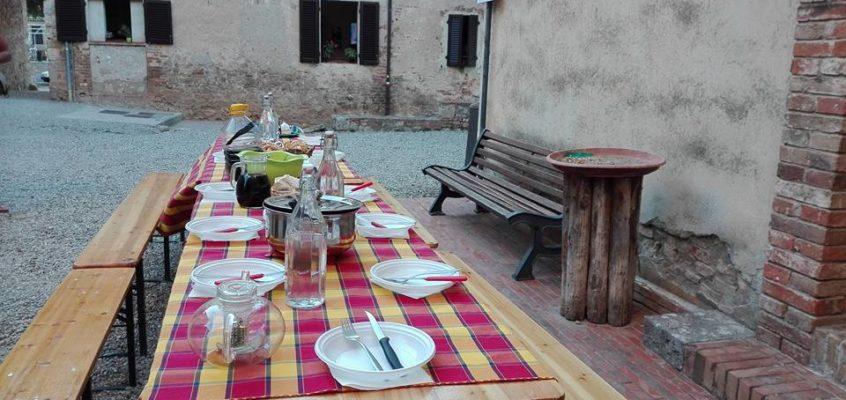 Via Francigena-14.08.2017  San Gimignano – Abbadia a Isola