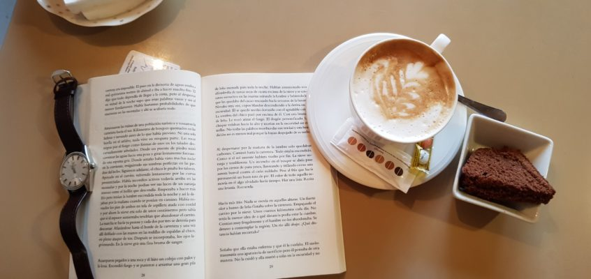 Szlakiem kawiarenek w Santiago
