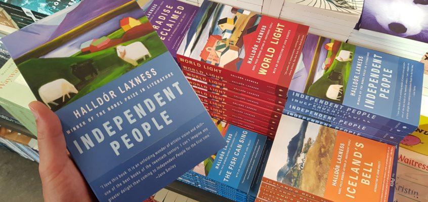 Literatura islandzka – podróż
