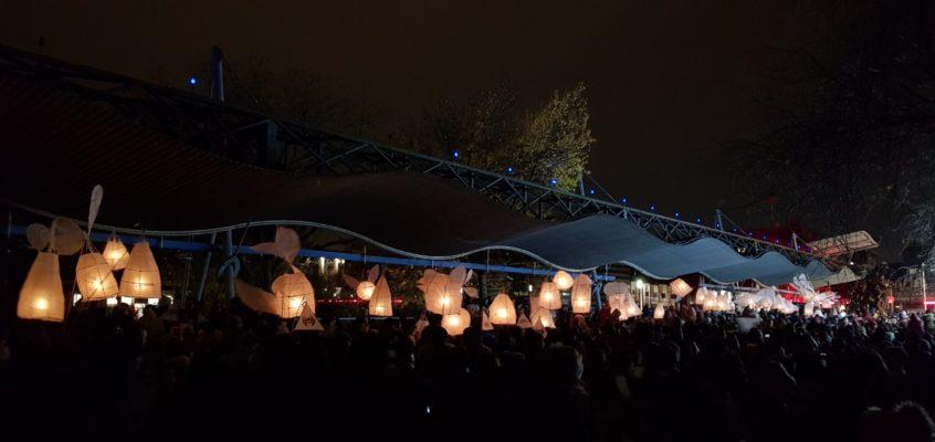Święto latarni w Paryżu