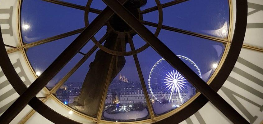 Świąteczny Paryż
